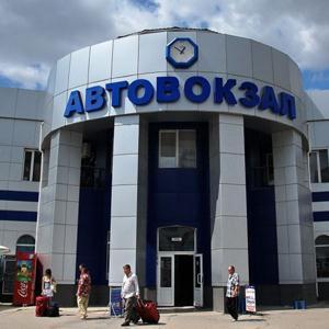 Автовокзалы Питерки