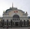 Железнодорожные вокзалы в Питерке