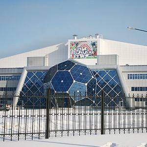 Спортивные комплексы Питерки