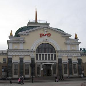 Железнодорожные вокзалы Питерки