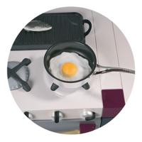 Золотой Теленок - иконка «кухня» в Питерке